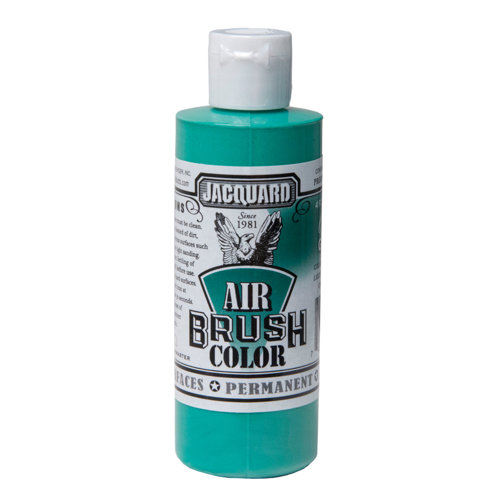 Jacquard Airbrush Color 4Oz Opaque Green