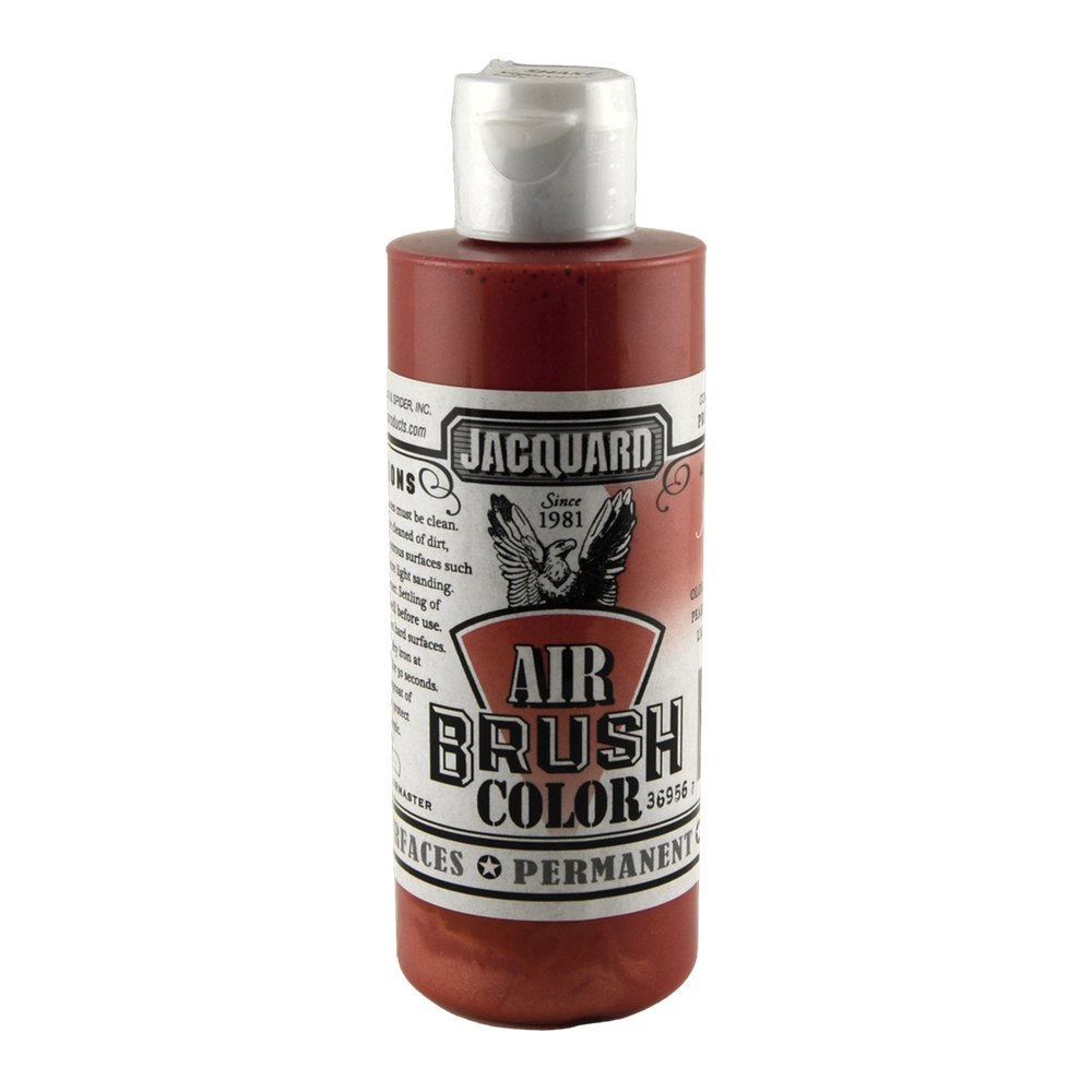 Jacquard Airbrush Color 4Oz Iridescent Red