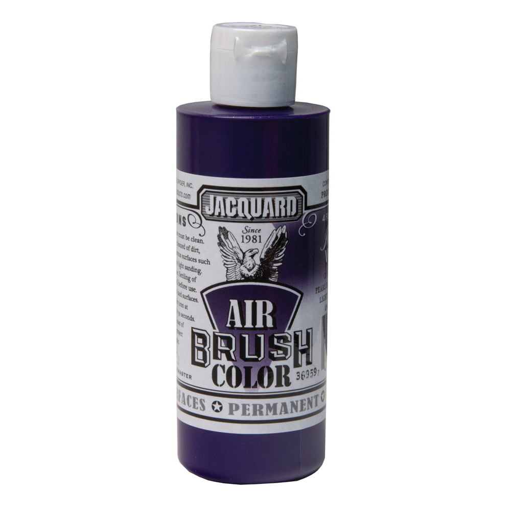 Jacquard Airbrush Color 4Oz Iridescent Violet
