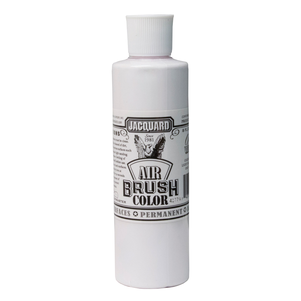 Jacquard Airbrush Color 8Oz Opaque White