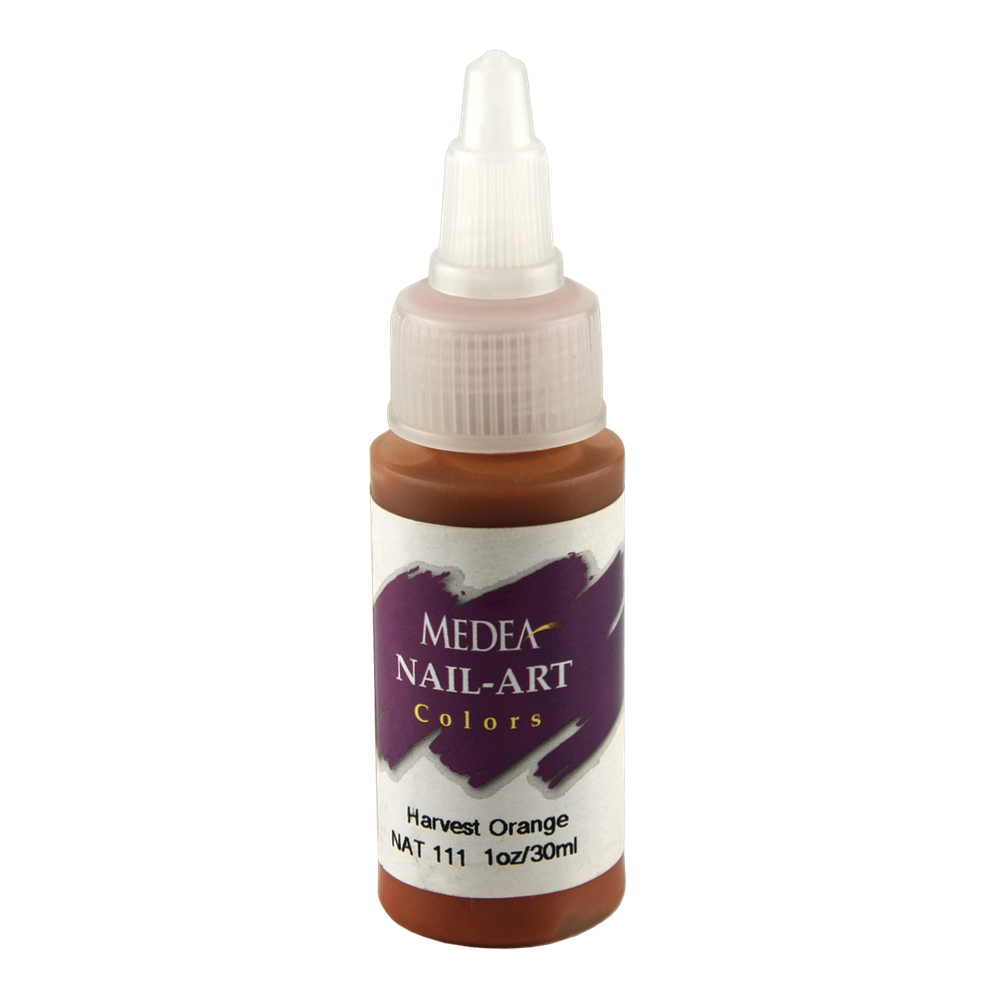 Medea Nail Color: Harvest Orange 1 Oz