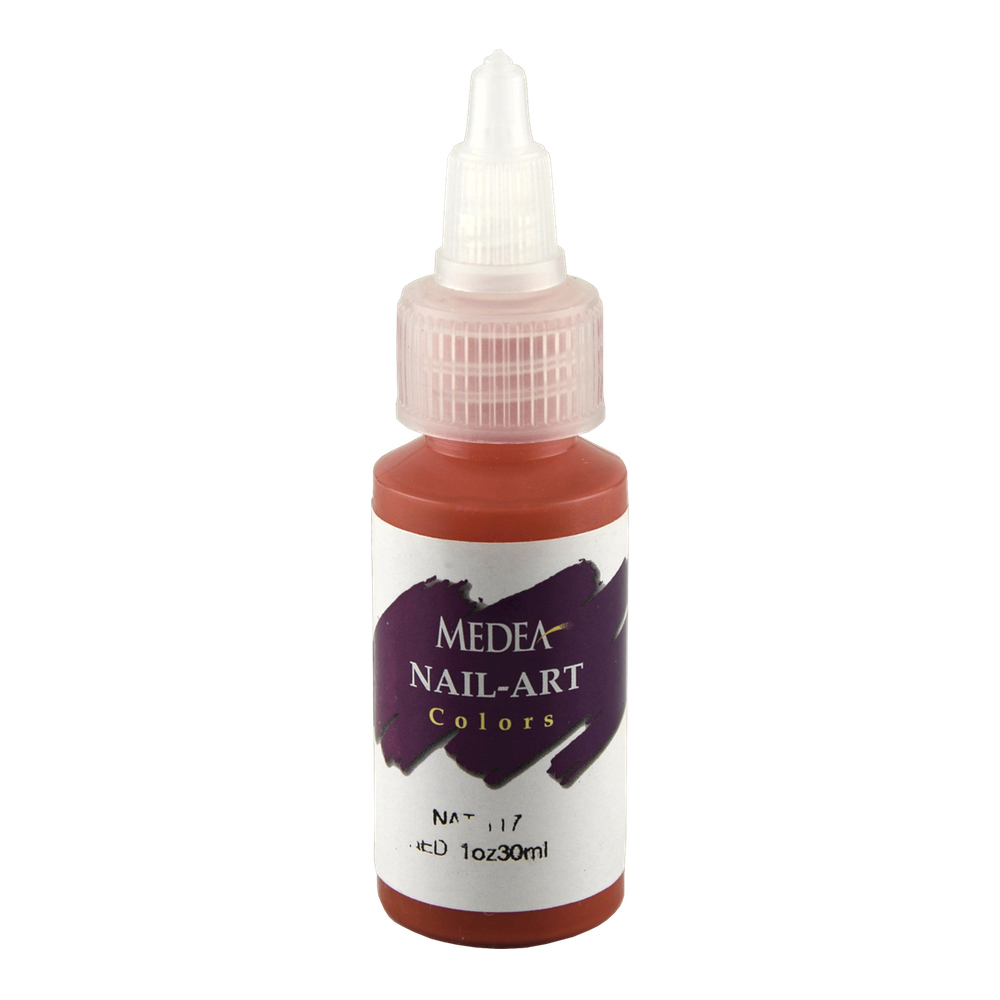 Medea Nail Color: Red 1 Oz