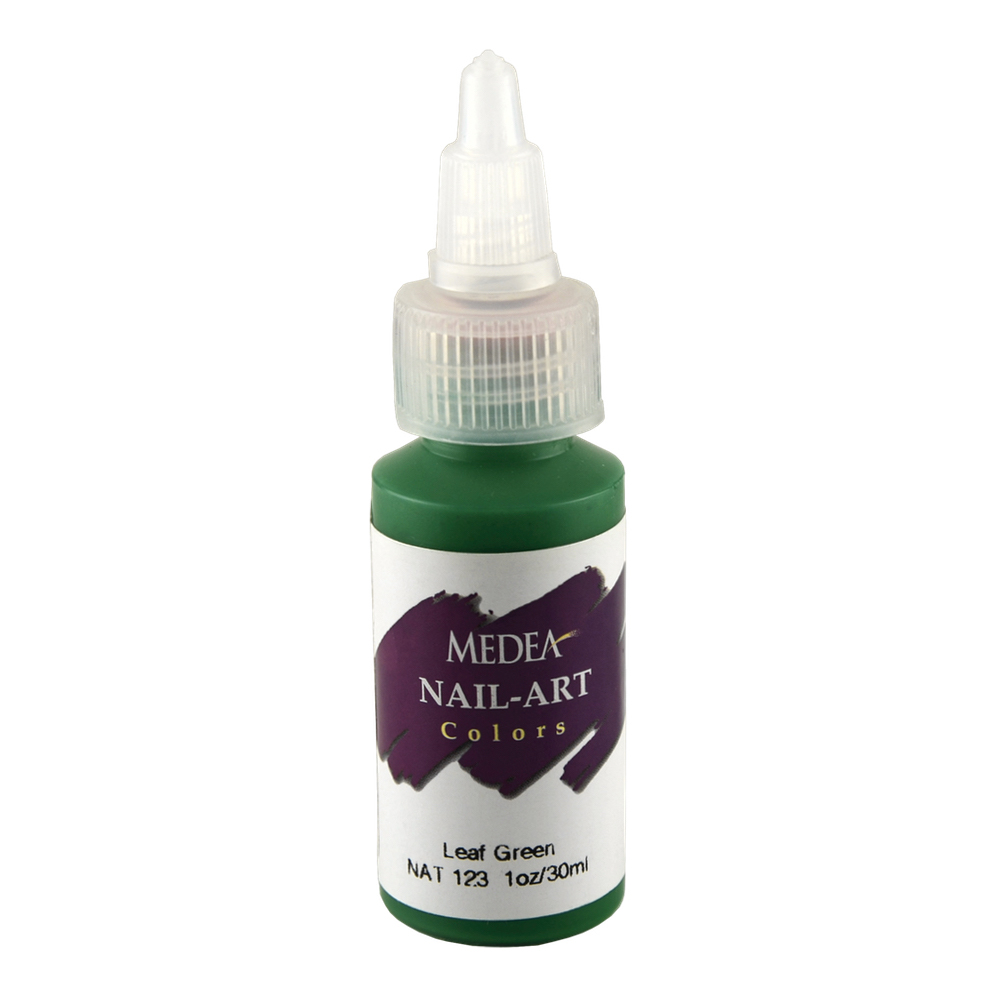Medea Nail Color: Leaf Green 1 Oz