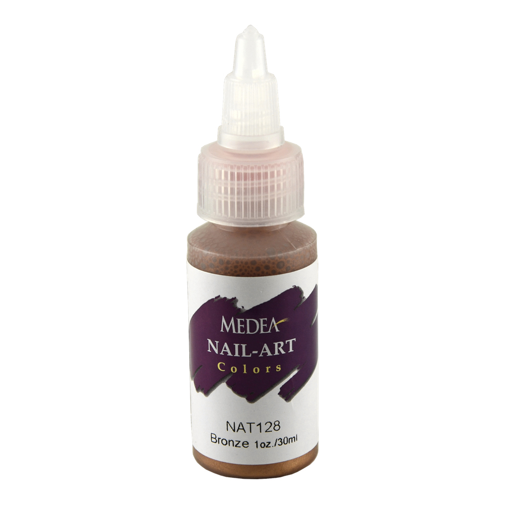 Medea Nail Color: Bronze 1 Oz