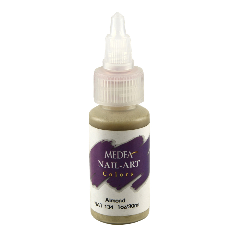 Medea Nail Color: Almond 1 Oz