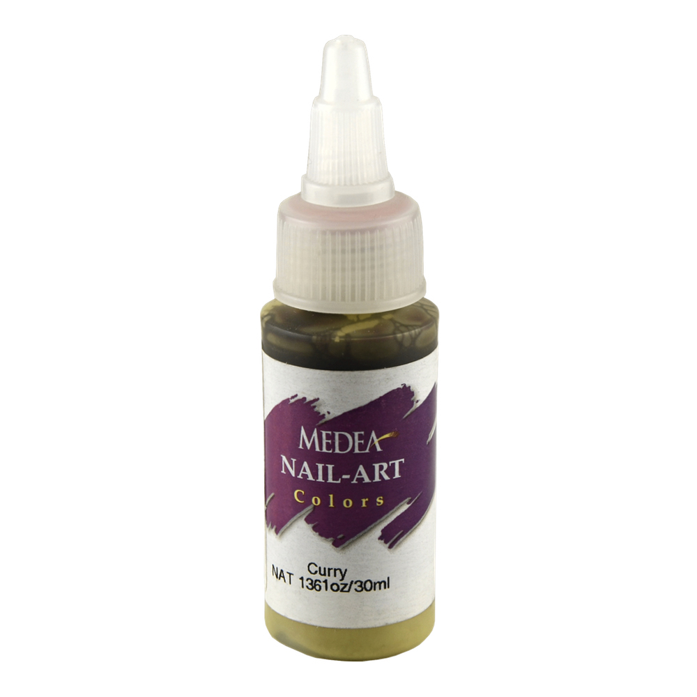 Medea Nail Color: Curry 1 Oz
