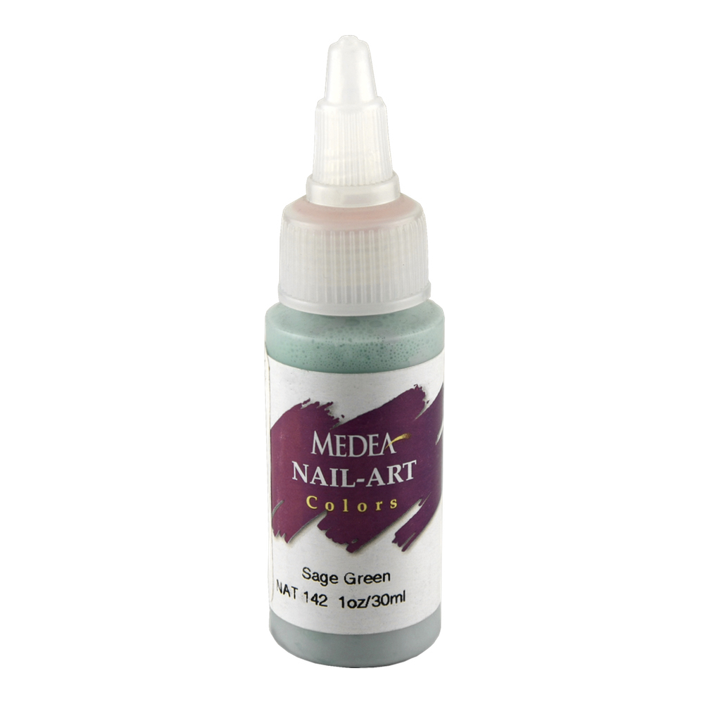 Medea Nail Color: Sage Green 1 Oz