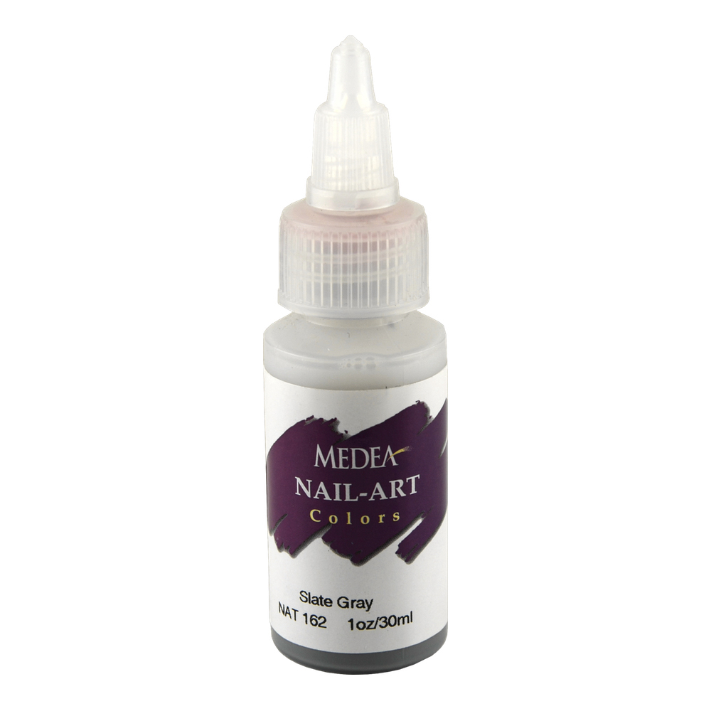 Medea Nail Color: Slate Gray 1 Oz