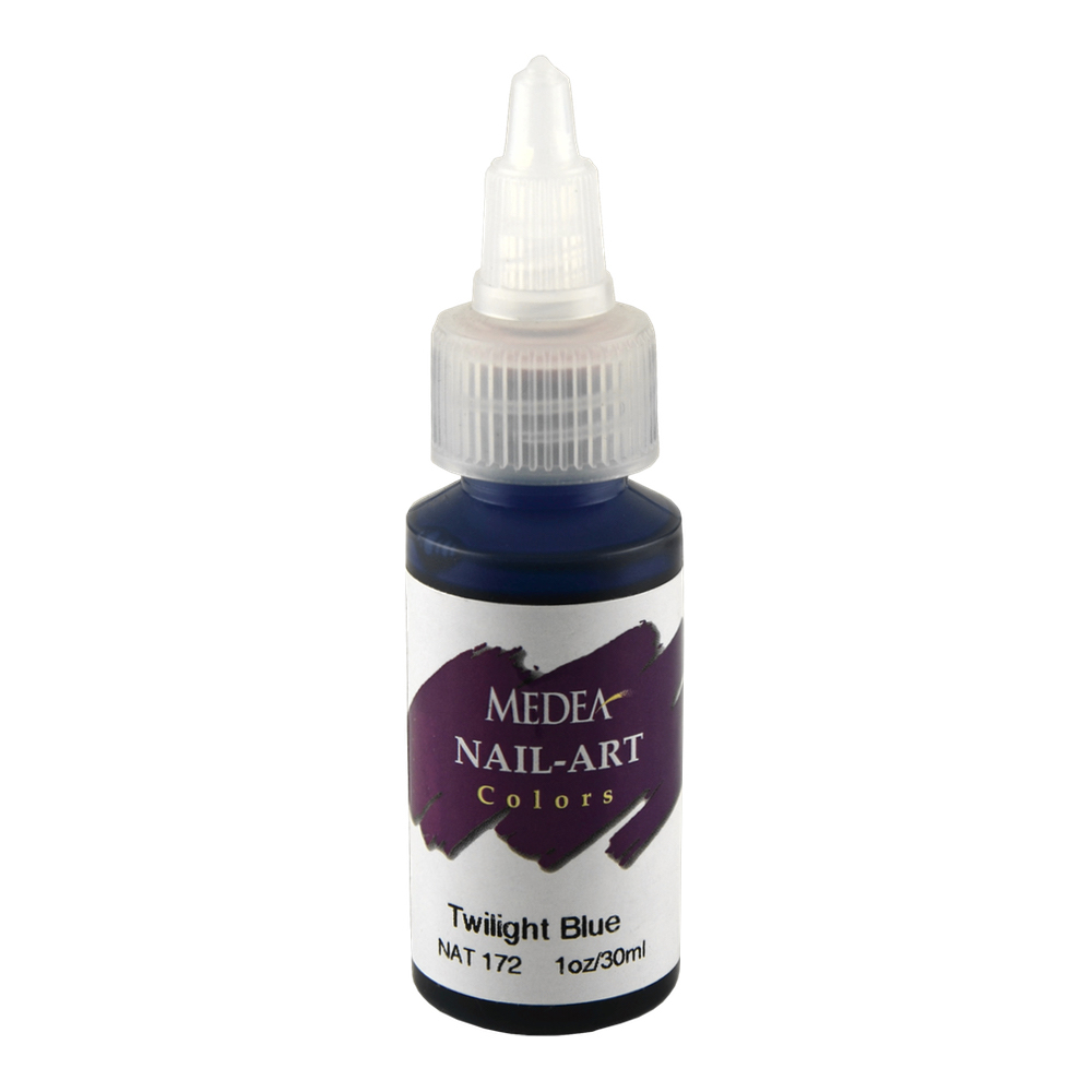 Medea Nail Color: Twilight Blue 1 Oz
