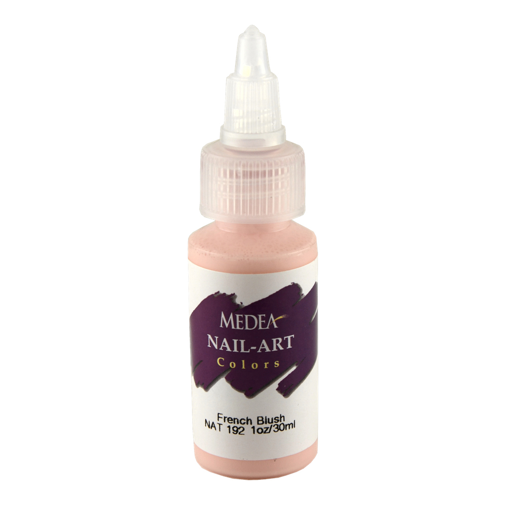 Medea Nail Color: French Blush 1 Oz