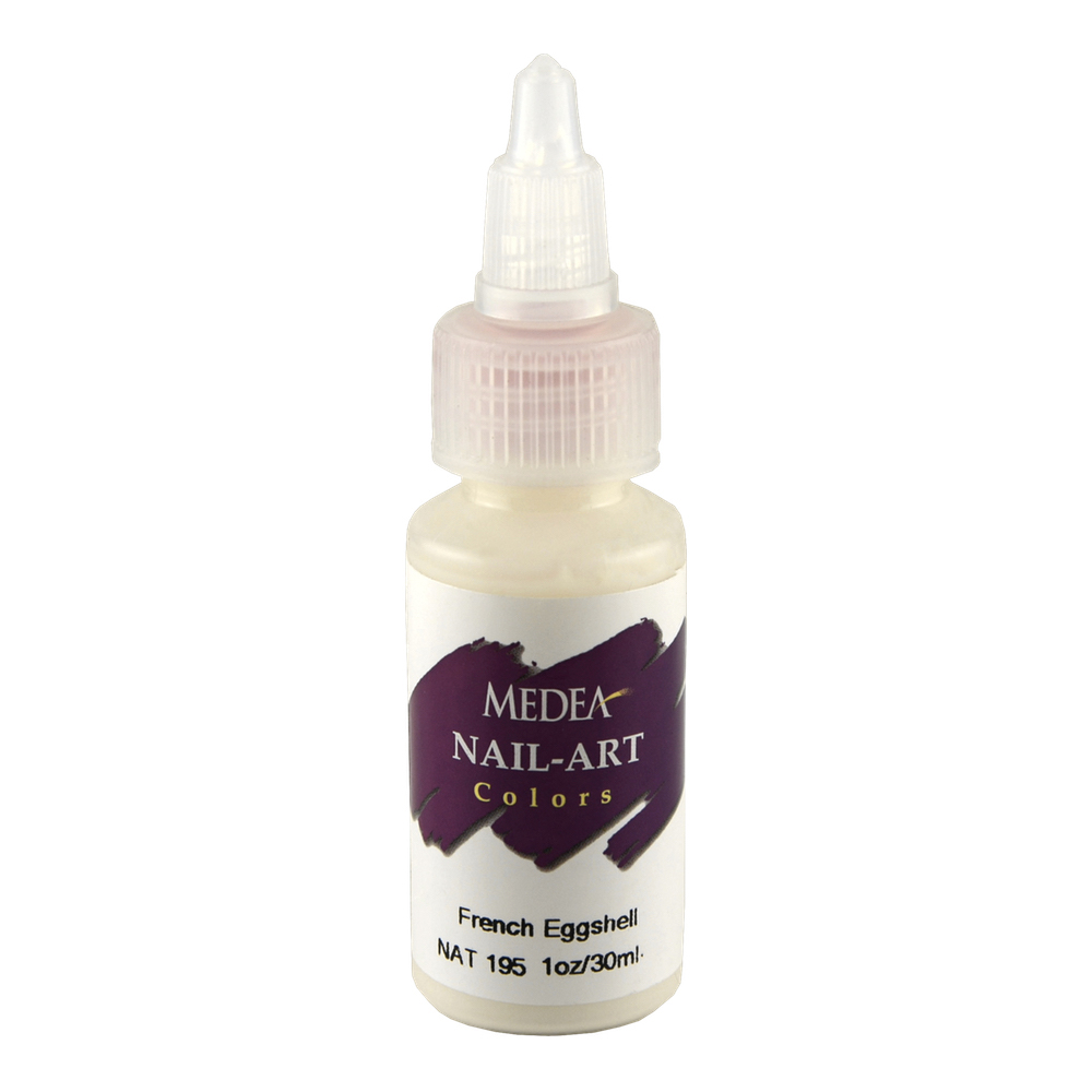 Medea Nail Color: French Eggshell 1 Oz