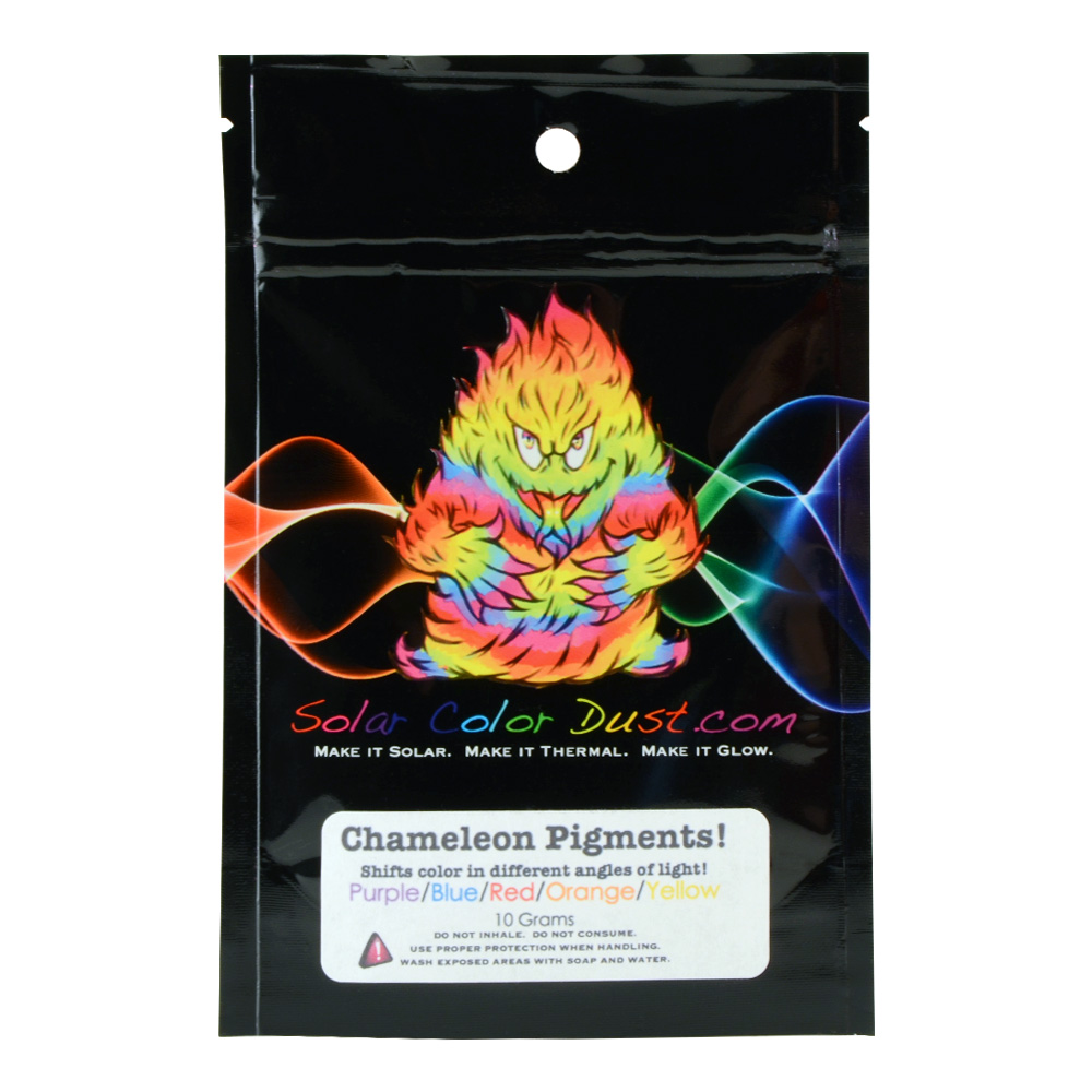 SCD Chameleon Pigment Pur/Blue/Red/Or/Yel 10g