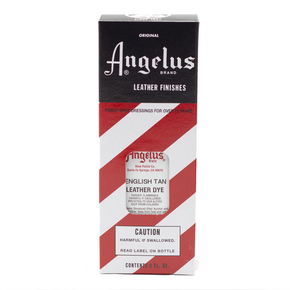 Angelus Leather Dye English Tan