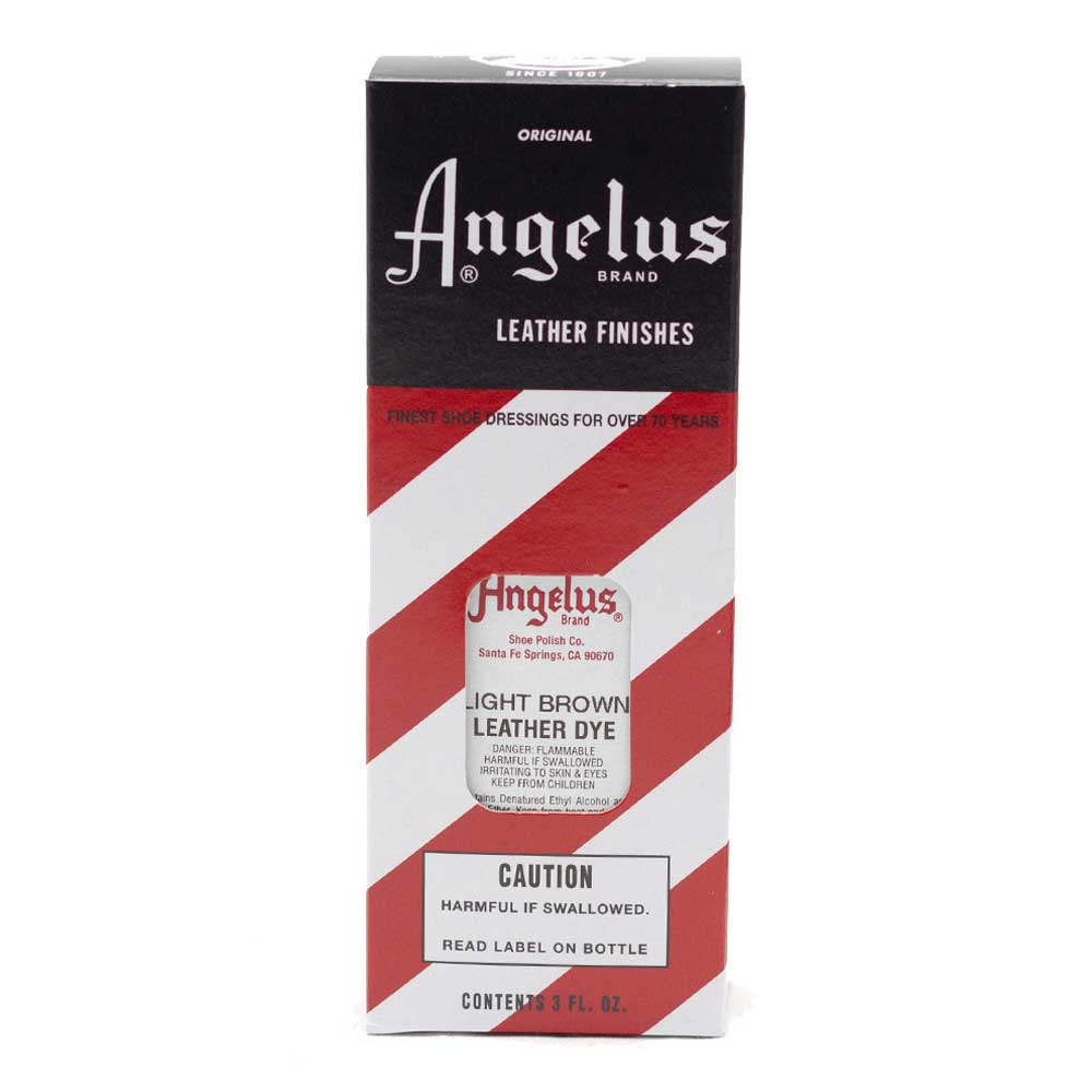 Angelus Leather Dye Light Brown