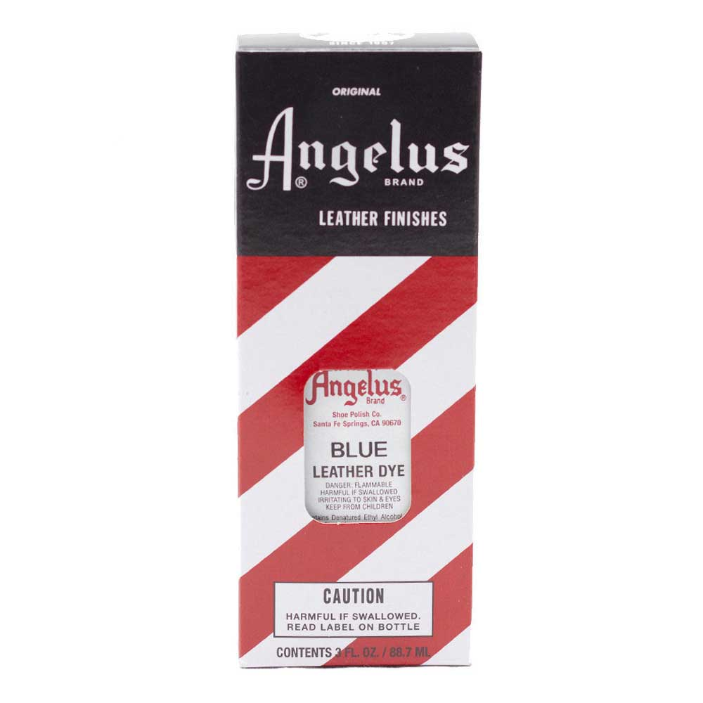 Angelus Leather Dye Blue