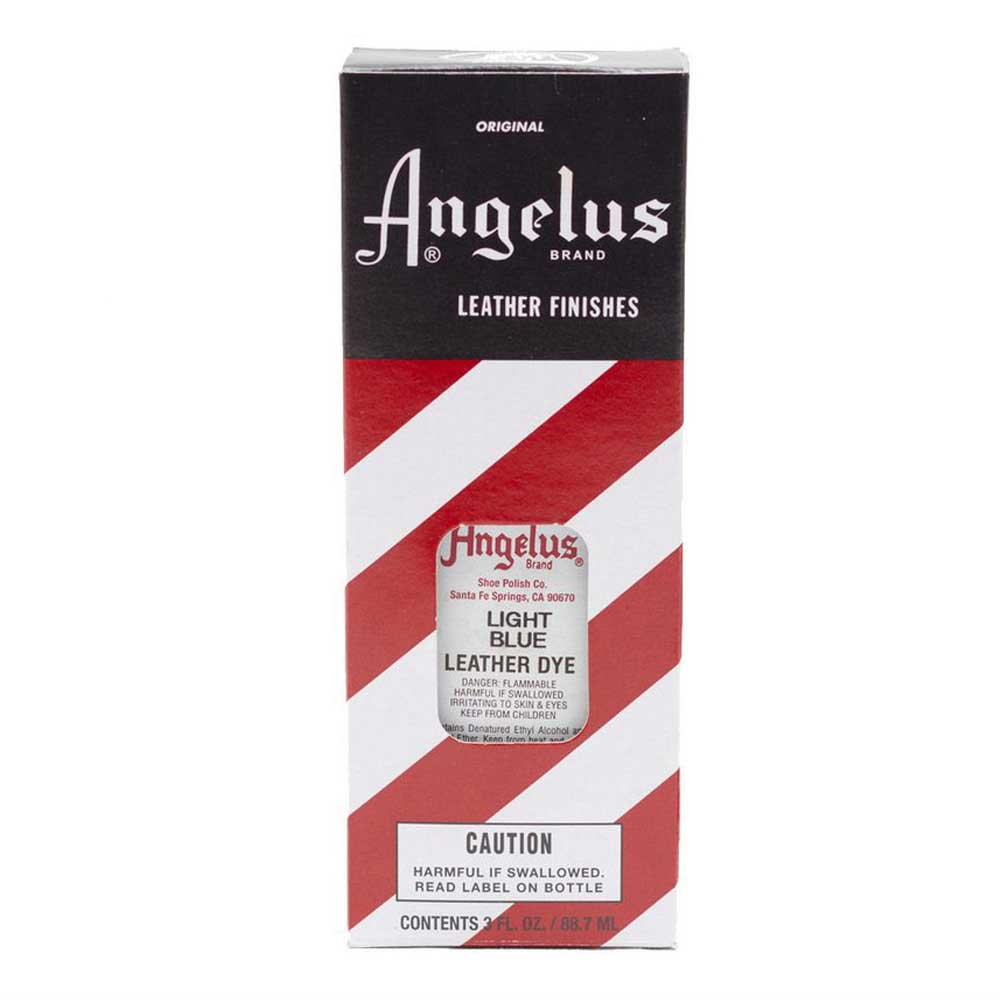 Angelus Leather Dye Light Blue