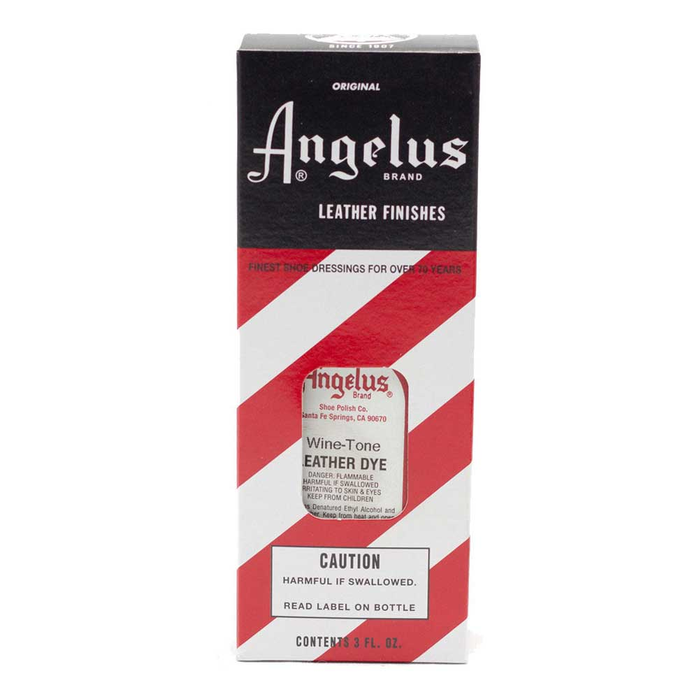 Angelus Leather Dye Winetone