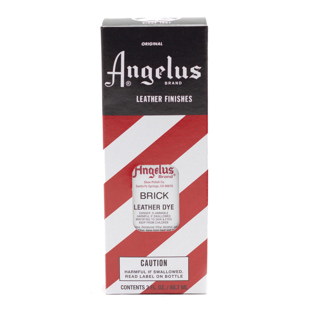 Angelus Leather Dye Brick