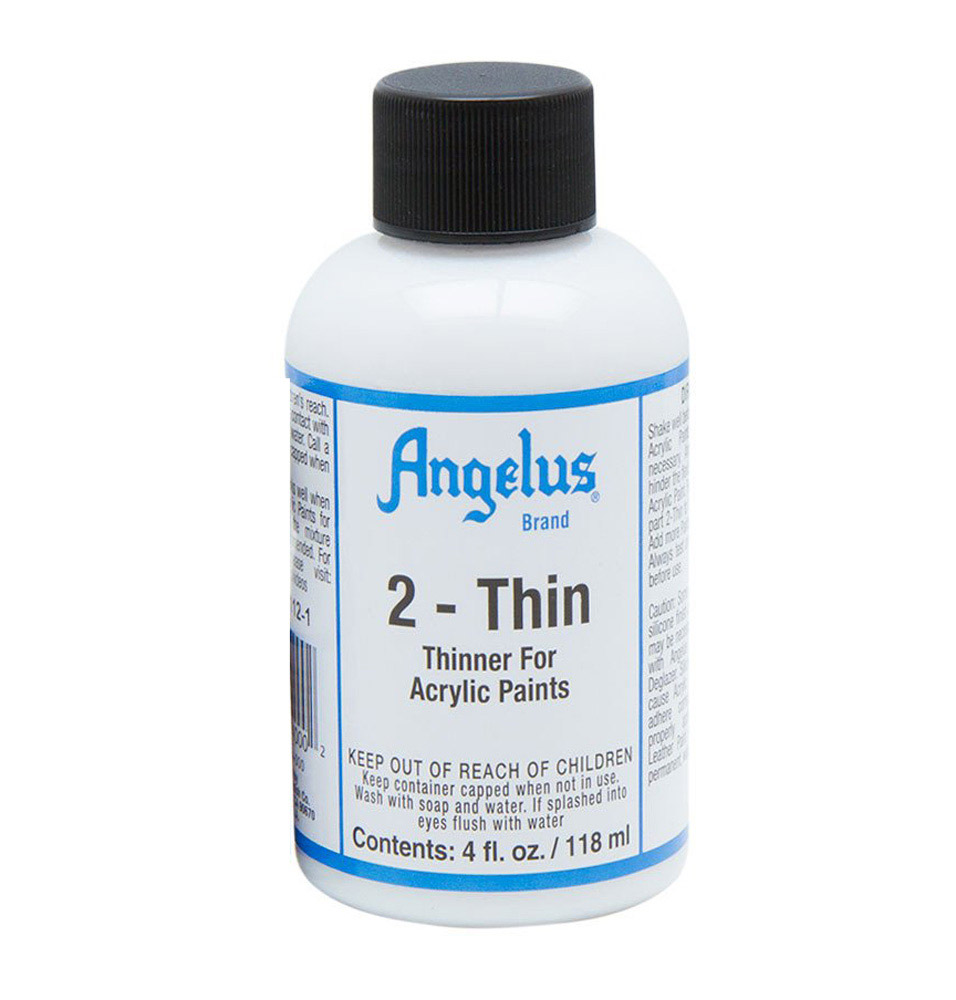 Angelus Paint 2-Thin 4 Oz