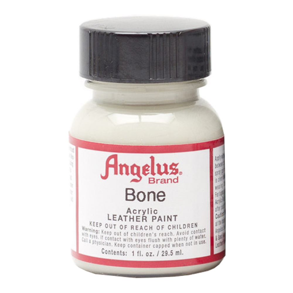 Angelus Leather Paint 1 Oz Bone