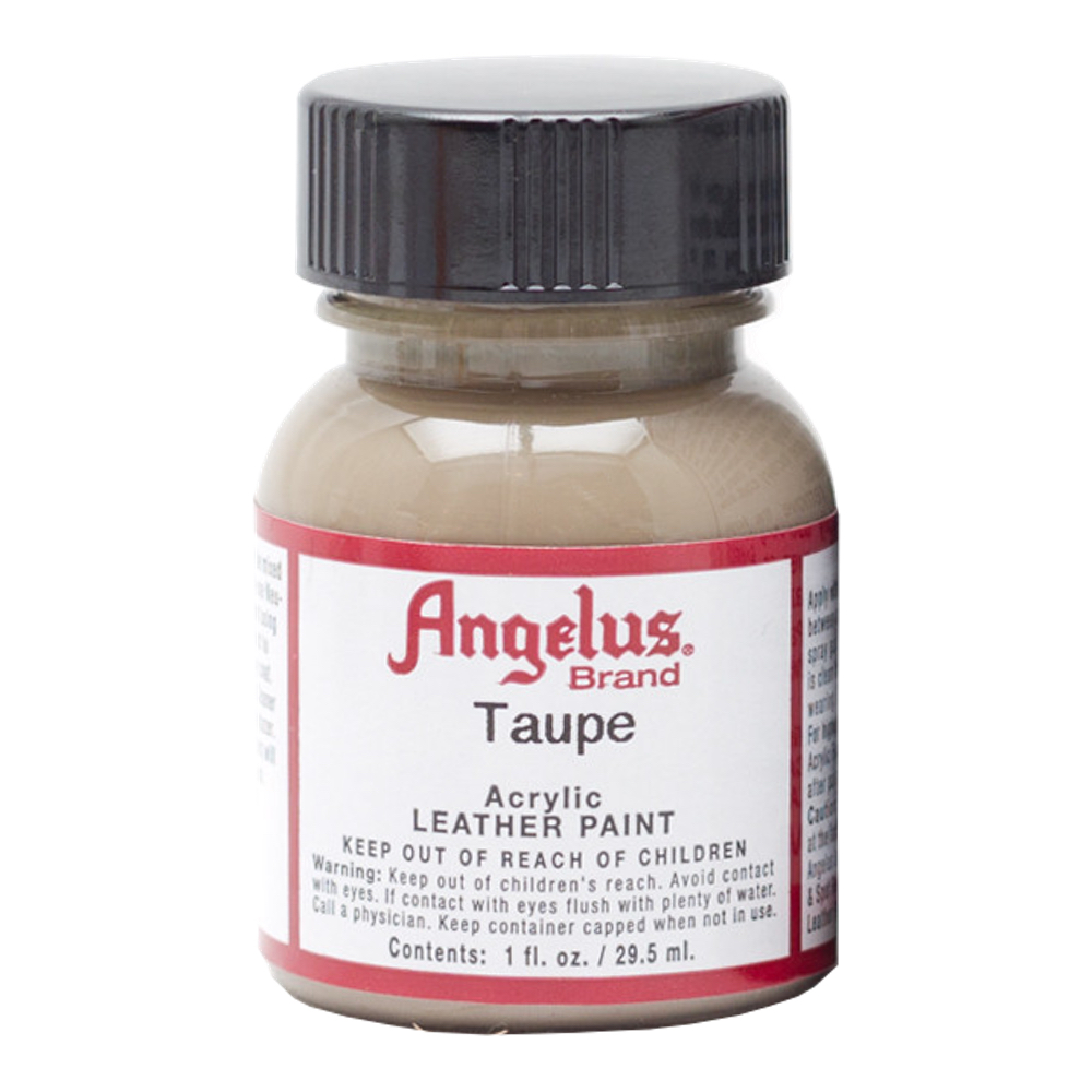 Angelus Leather Paint 1 Oz Taupe