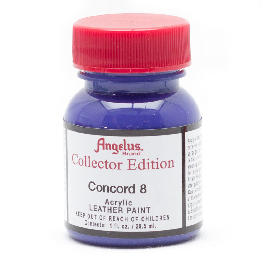 Angelus Collector Leather Paint 1 Oz Conc 8