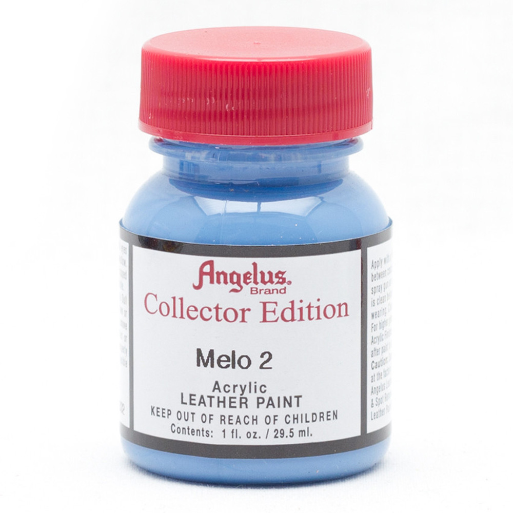 Angelus Collector Leather Paint 1 oz Melo 2