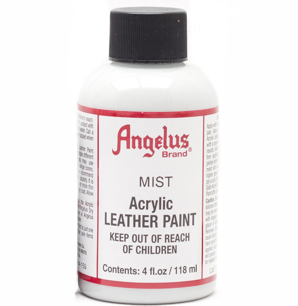 Angelus Leather Paint 4 oz Mist