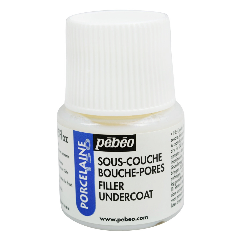 Pebeo Porcelaine 150 Filler Undercoat
