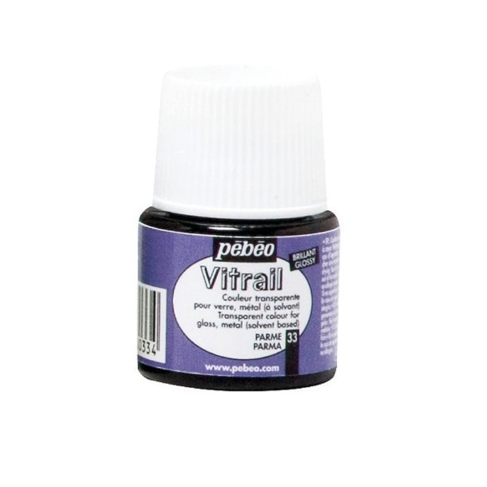 Pebeo Vitrail Glass Paint 45Ml Parma