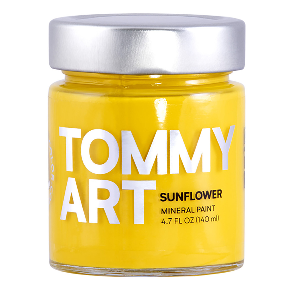 Tommy Art Chalk Paint Sunflower 140ml
