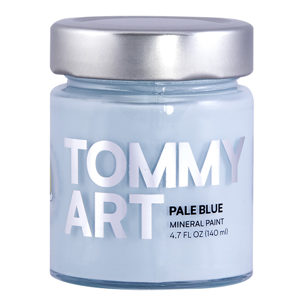 Tommy Art Chalk Paint Pale Blue 140ml