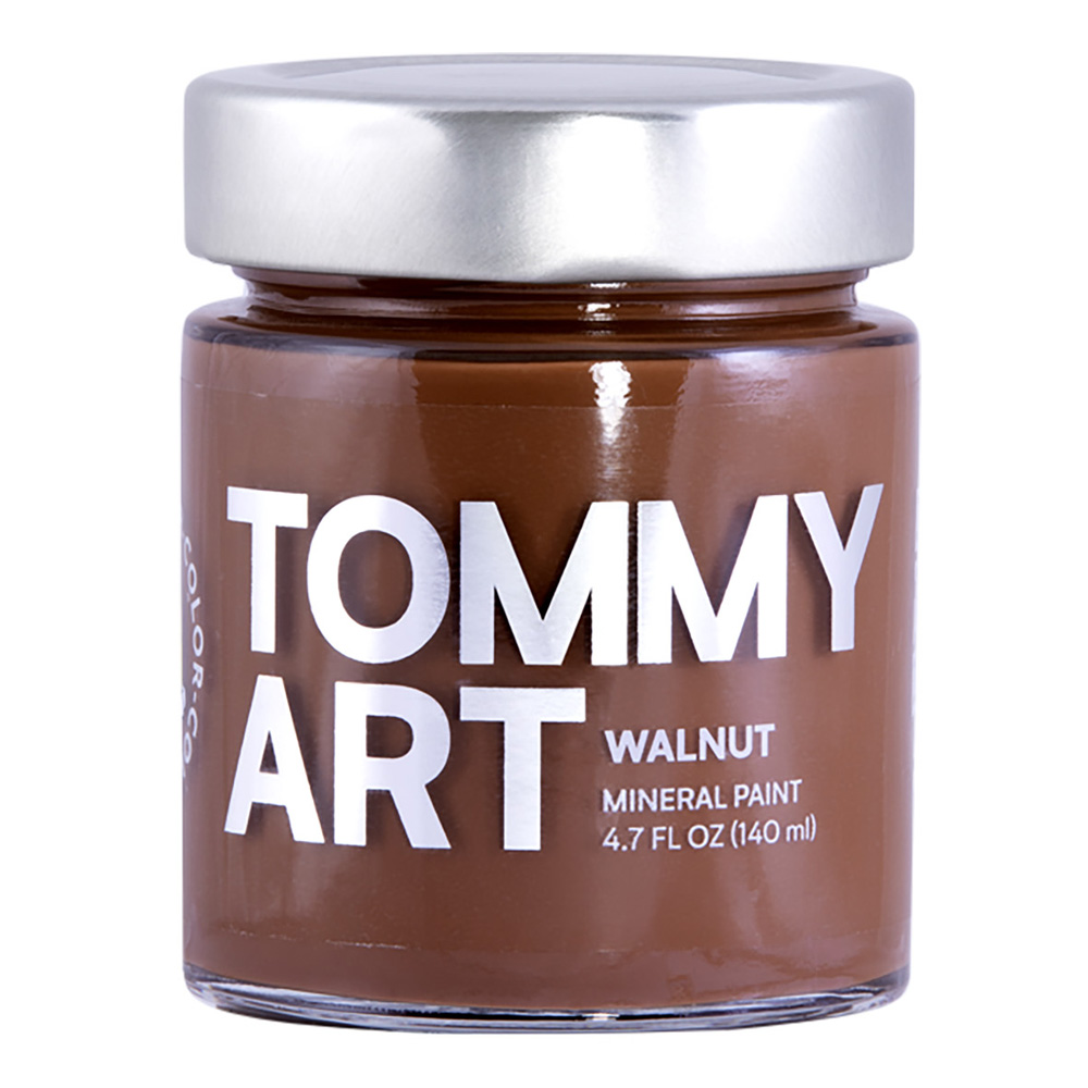 Tommy Art Chalk Paint Walnut 140ml
