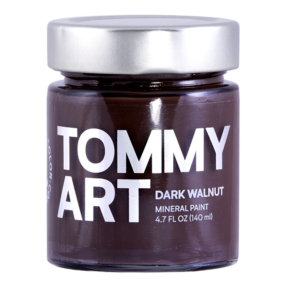 Tommy Art Chalk Paint Dark Walnut 140ml