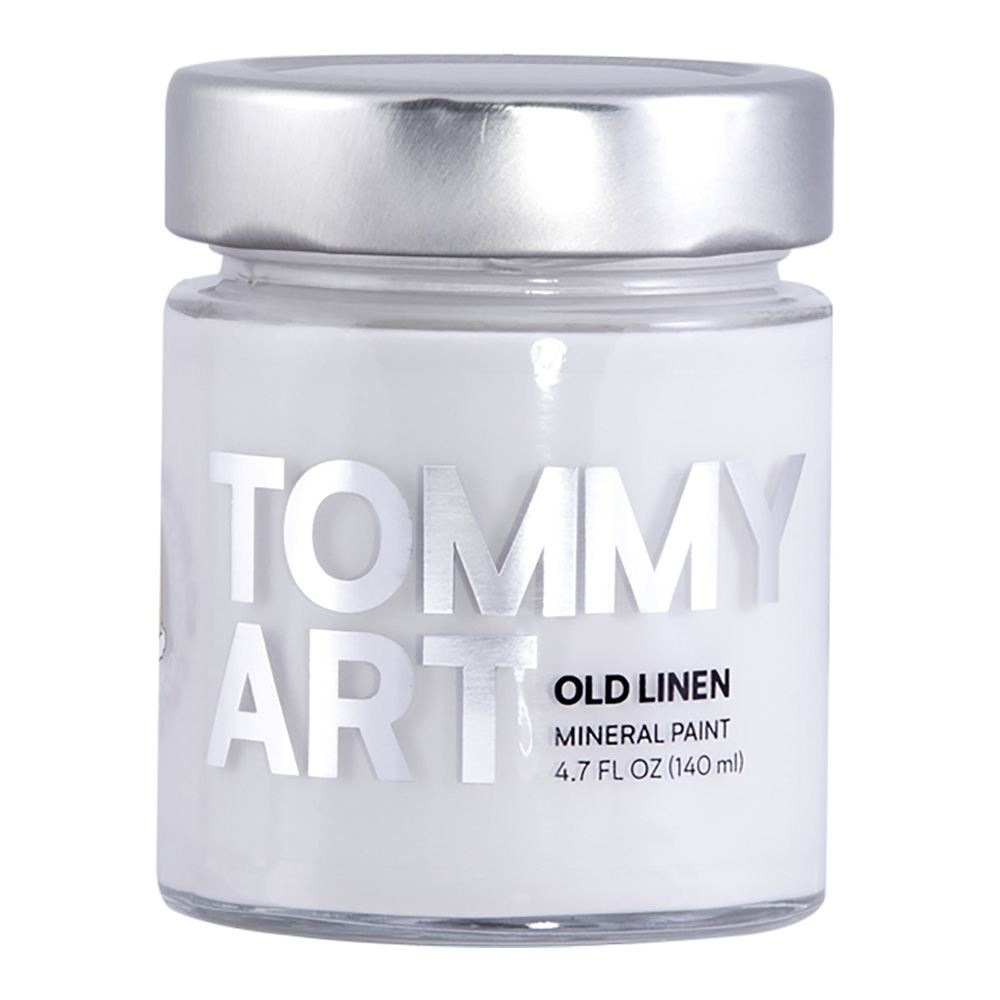 Tommy Art Chalk Paint Old Linen 140ml