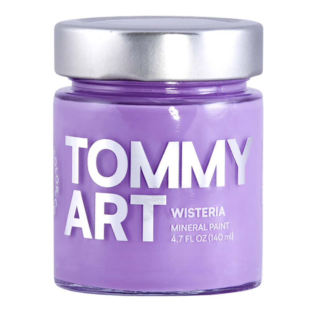 Tommy Art Chalk Paint Wisteria 140ml