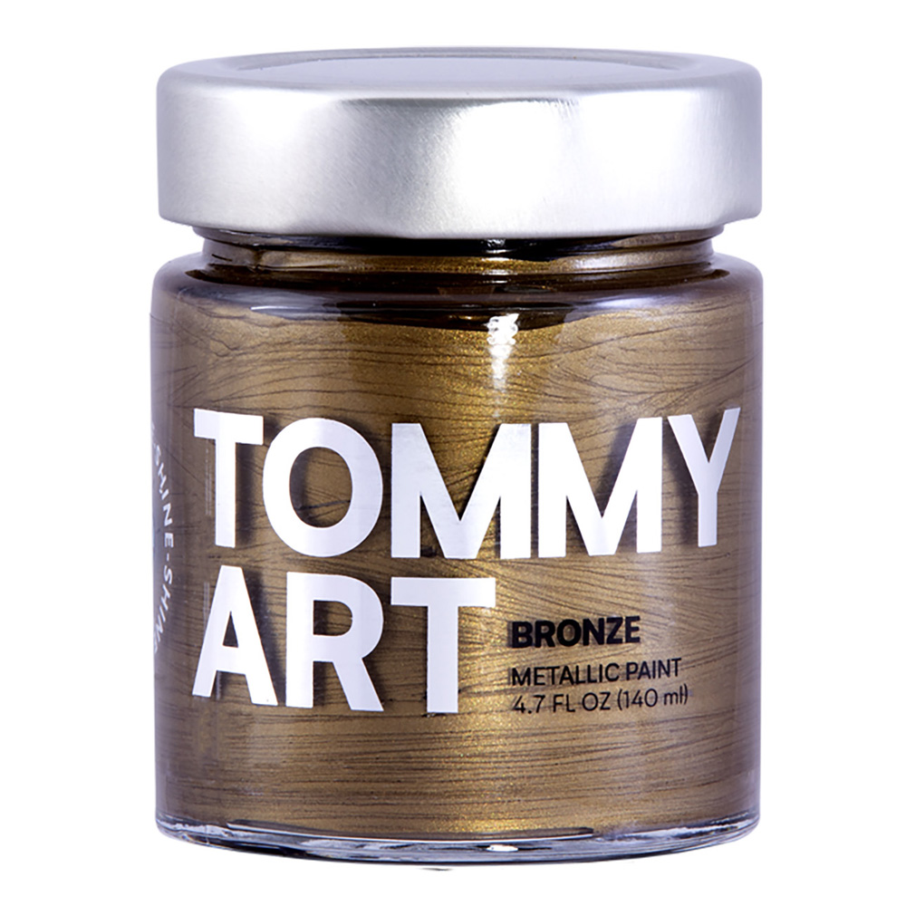 Tommy Art Chalk Paint Metallic Bronze 140ml