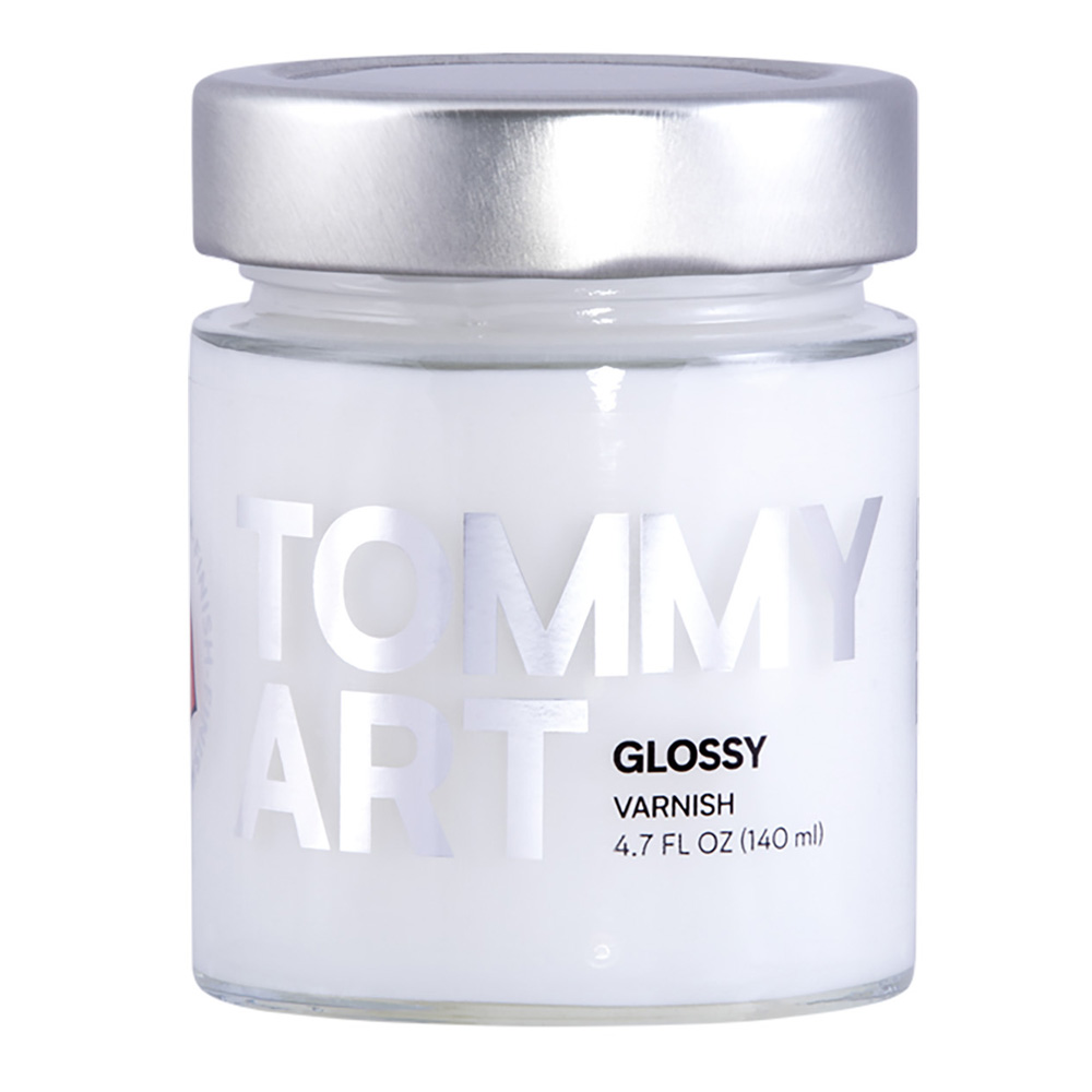 Tommy Art Varnish Glossy 140ml