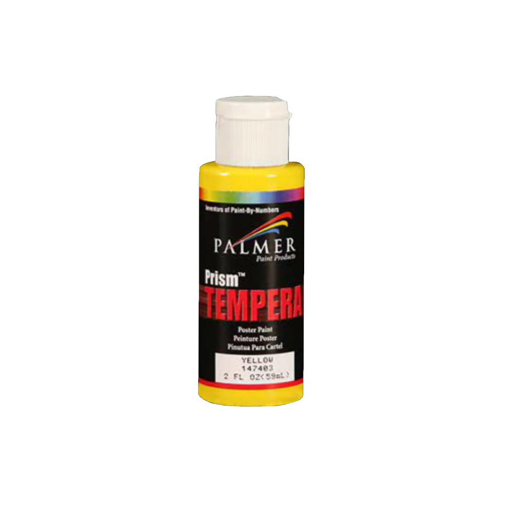 Prism Tempera 2 Oz Yellow