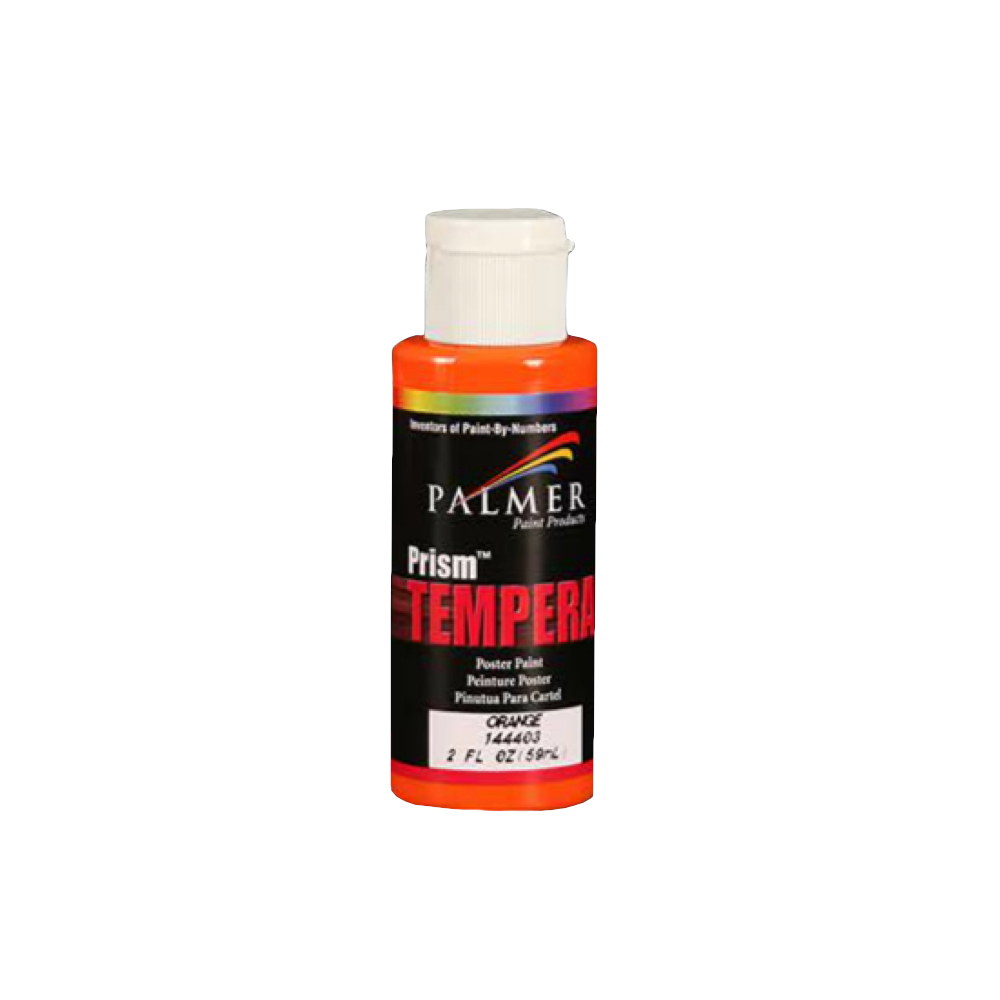 Prism Tempera 2 Oz Orange