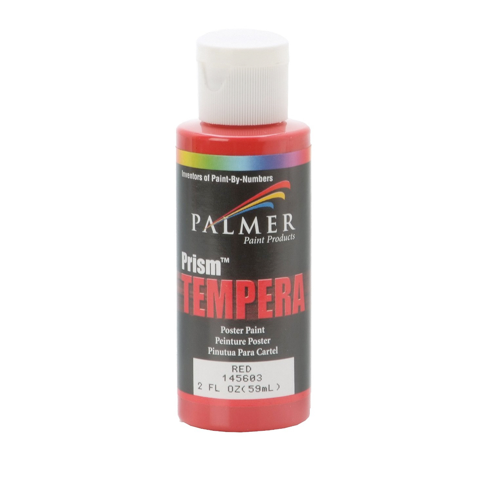 Prism Tempera 2 Oz Red