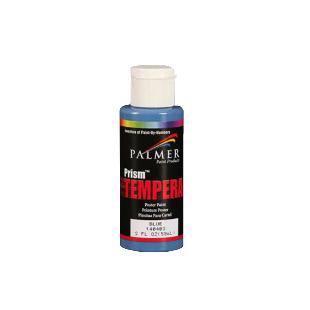 Prism Tempera 2 Oz Blue