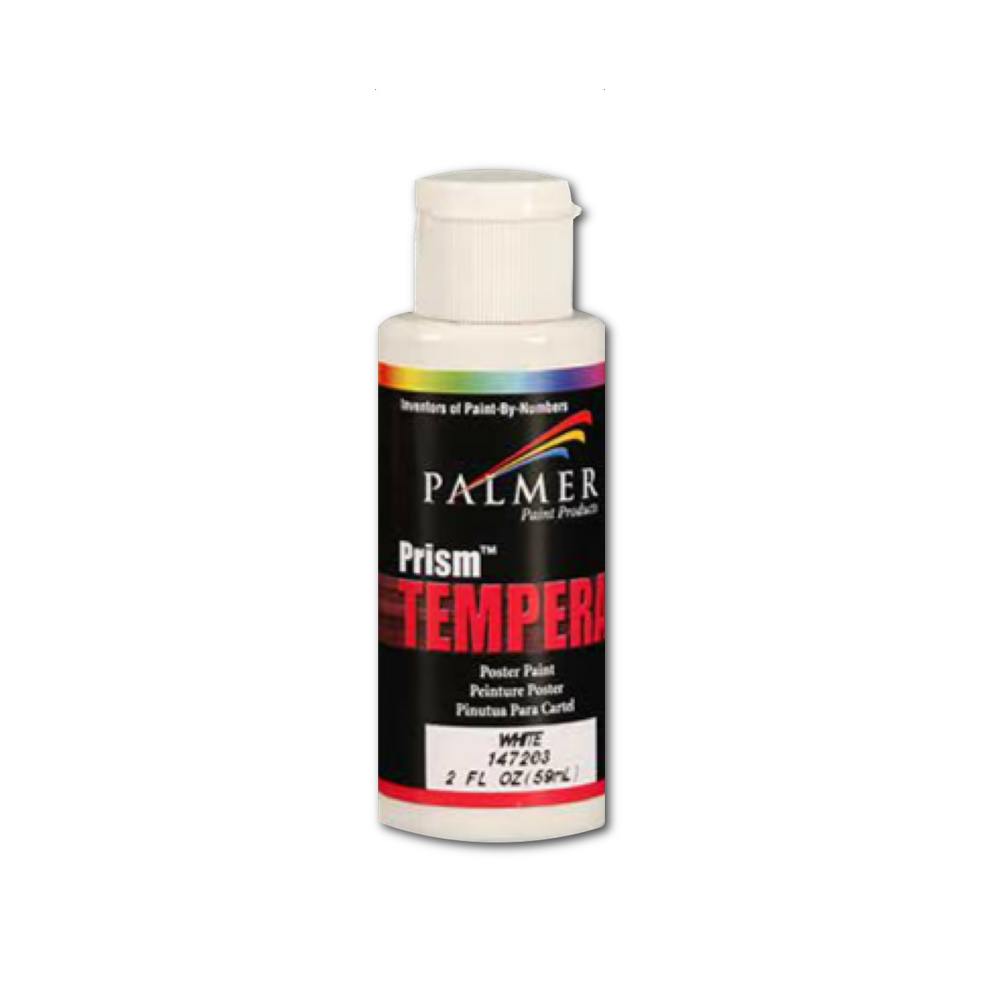 Prism Tempera 2 Oz White