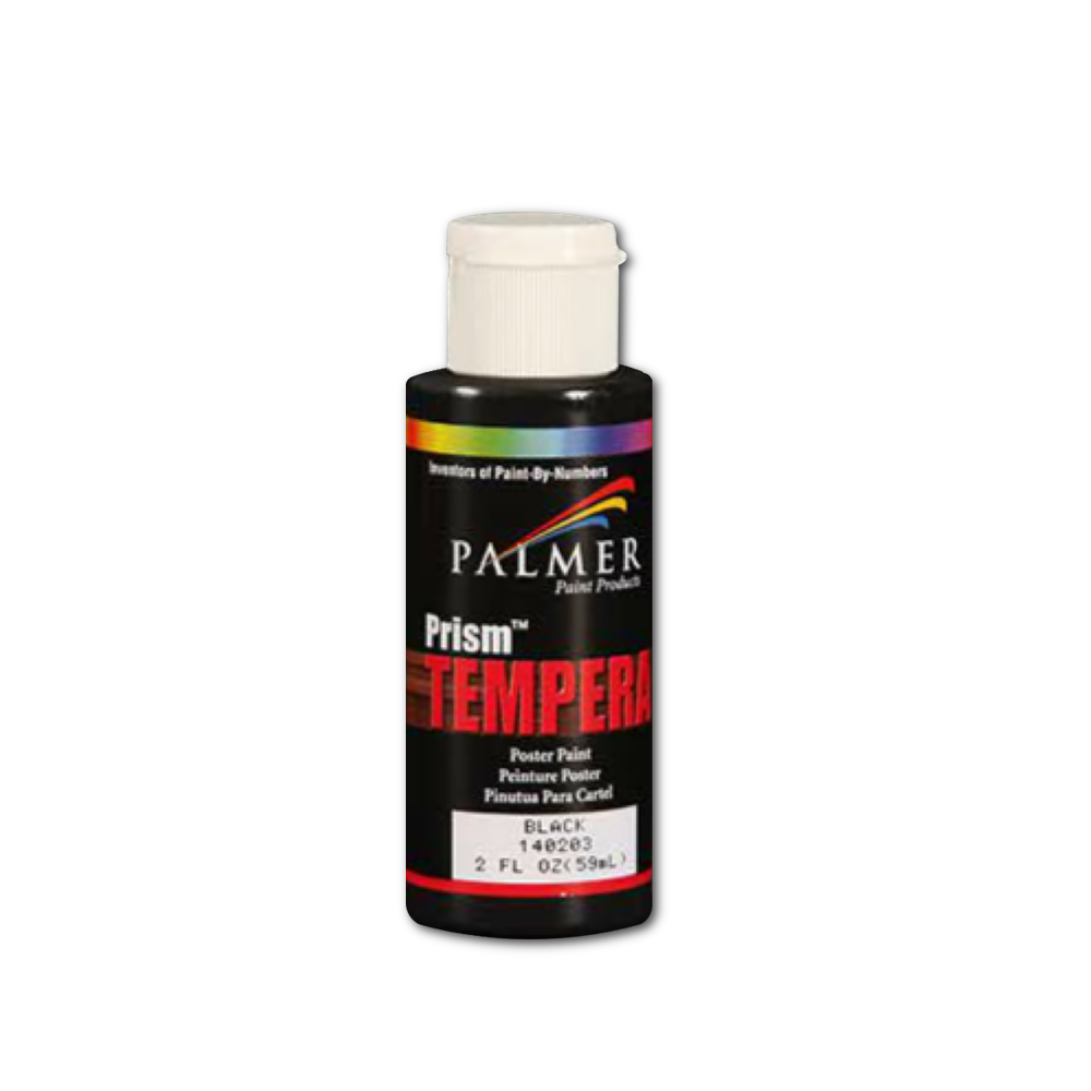 Prism Tempera 2 Oz Black