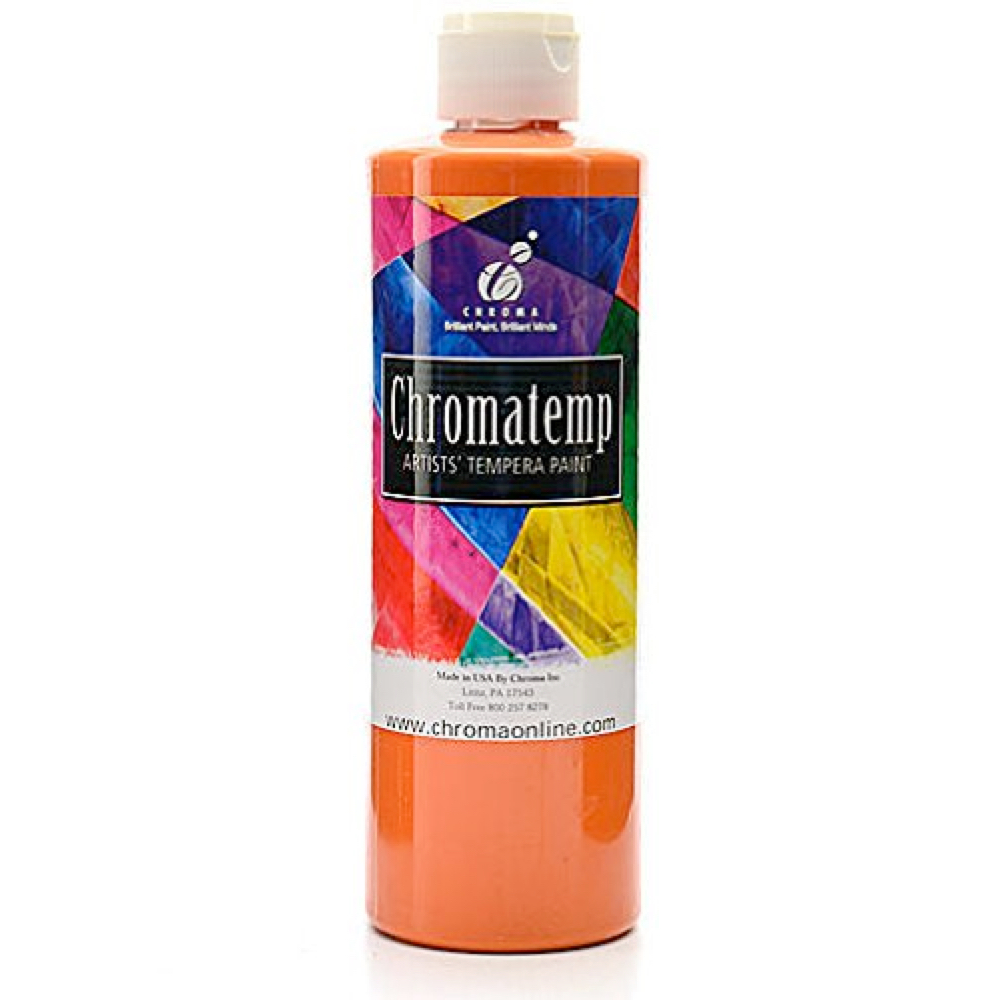 Chromatemp 16 Oz Orange