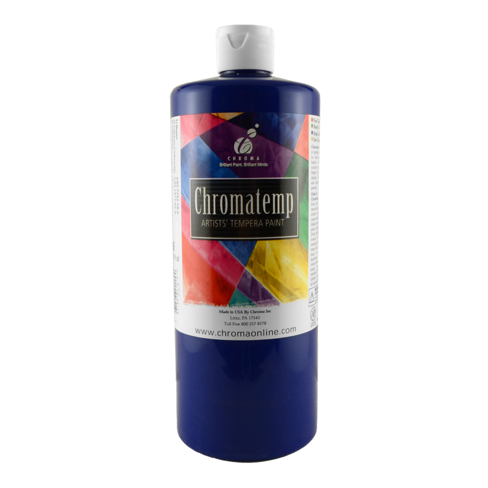 Chromatemp 16 Oz Pthalo Blue