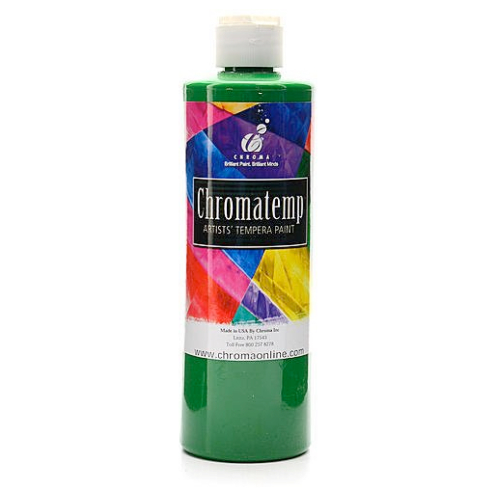 Chromatemp 16 Oz Green