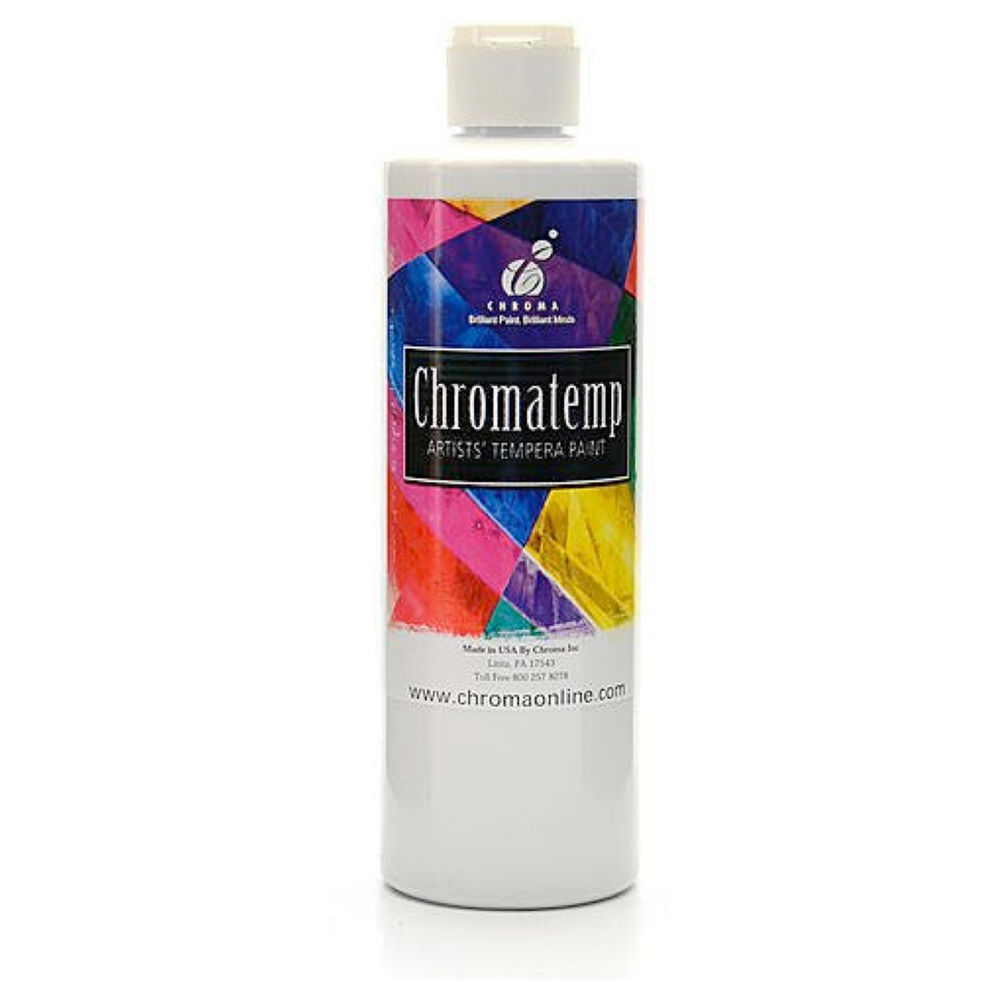 Chromatemp 16 Oz White