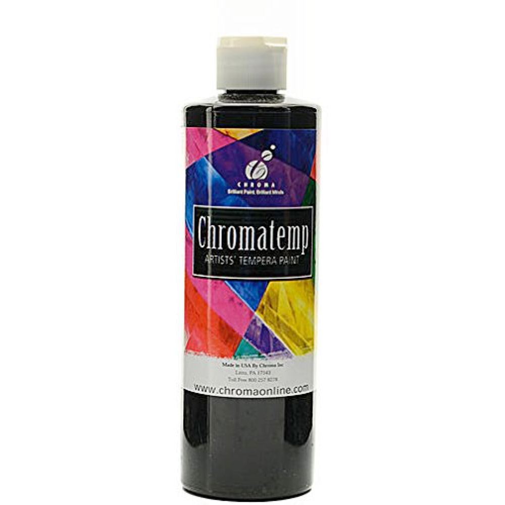 Chromatemp 16 Oz Black