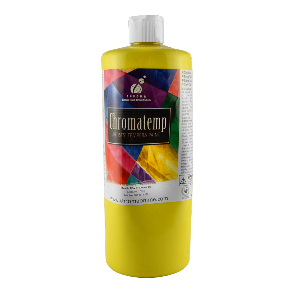 Chromatemp 32 Oz Yellow